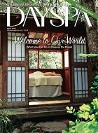 Day Spa In Saratoga Springs, NY, Magazine Cover Image