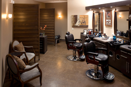 Barber Spa at Completions Spa in Albany NY