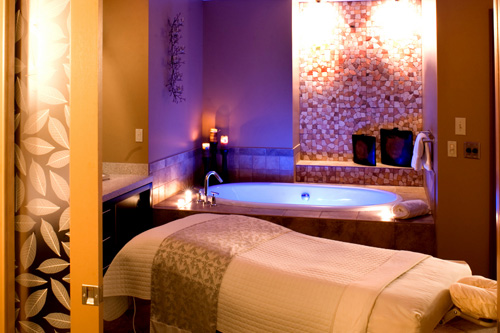 Couples Suite for Spa Treatments at Complexions Spa in Albany NY