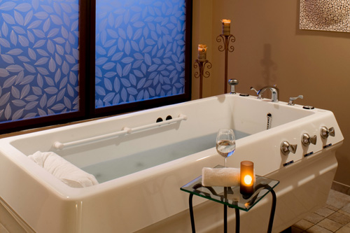 Hydrotherapy Tub at Complexions Spa in Albany NY