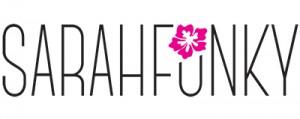 sarah funky logo