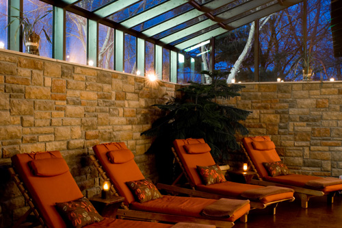 The Solarium at Complexions Spa in Albany NY