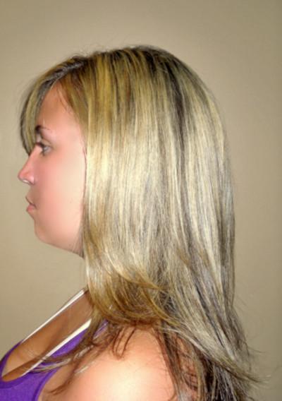 Smooth, silky, frizz-free hair!