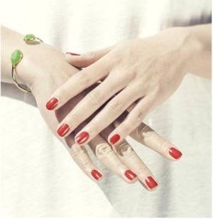 Youthful Manicure