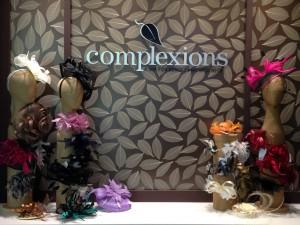 fascinators at complexions salon