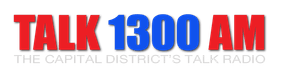 Talk 1300 AM - The Capital District Talk Radio Logo
