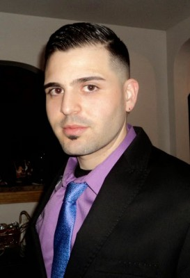 Giuseppe Silvestro, Master Barber at Complexions Spa & Salon in Albany & Saratoga NY