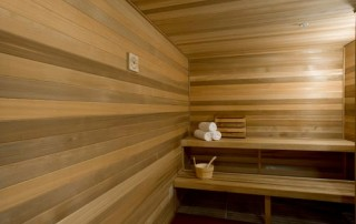 Complexions Spa Ladies Sauna Room