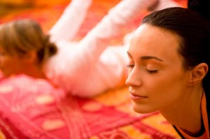 Yoga--calm