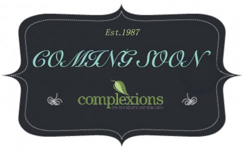 Complexions Spa Saratoga, NY Coming Soon