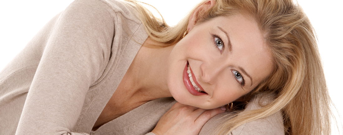 Woman Shows Off Radiant Skin Following a Microcurrent Anti-Aging Treatment at Complexions Spa in Saratoga & Albany NY