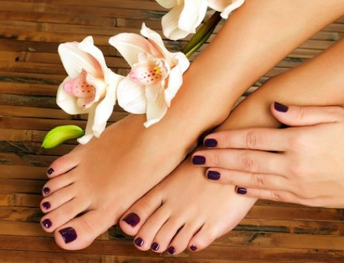 Spring Pedicure Package is a Springtime Must