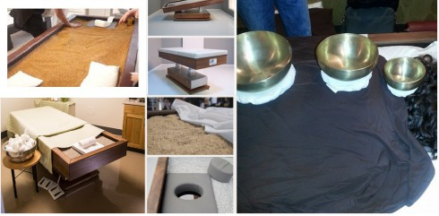 Micro Quartz Spa Table - Complexions Spa