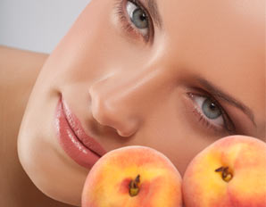 Peaches & Cream Facial at Complexions Spa in Saratoga & Albany NY