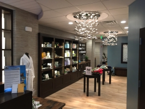 Spa & Salon Boutique at Complexions Spa & Salon in Saratoga NY