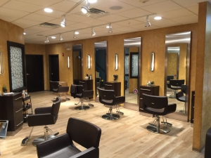 Inside Complexions Salon in Saratoga NY