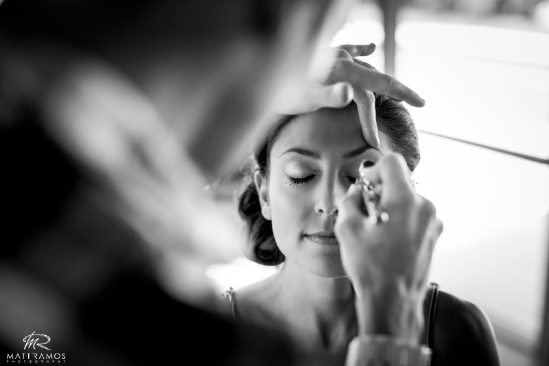 Bride Makeup Picture, Hair Stylist, Saratoga Springs, NY - Complexions Spa for Beauty and Wellness