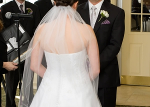 Bride With Groom Photo, Hair Dresser, Saratoga Springs, NY - Complexions Spa for Beauty and Wellness