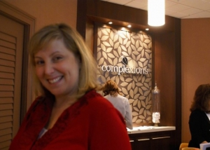 Smile Picture, Reception Area, Hair Salon, Albany, NY - Complexions Spa for Beauty and Wellness