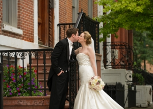 Kiss On Stoop Picture, Hair Salon, Saratoga Springs, NY - Complexions Spa for Beauty and Wellness