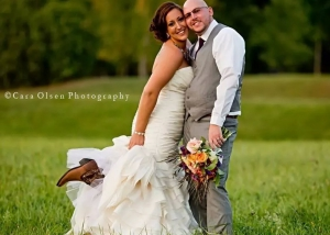 Couple in Field, Hair Dresser, Albany, NY - Complexions Spa for Beauty and Wellness