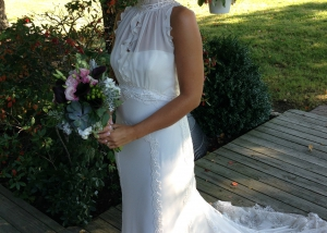 Bride with Veil, Hair Dresser, Albany, NY - Complexions Spa for Beauty and Wellness