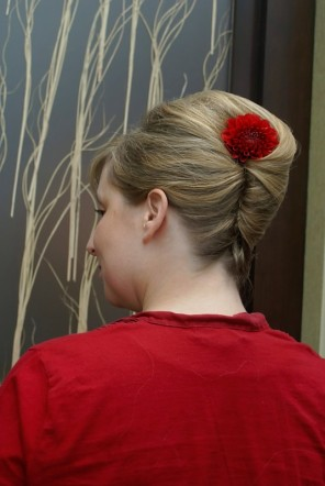 Shop hair pieces for women online at jelly555.ml, find the latest styles of cheap womens clip on hairpieces at discount price. Rose Gold Watches Short Curly Synthetic Cozy Hair Bun Wig - Red Brown. Quick Shop. Medium Water Wave Ponytail Synthetic Hair Extension - .