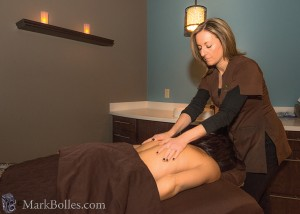 Massage at Complexions Spa in Saratoga
