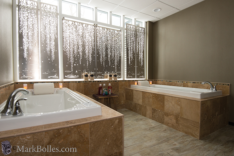 Natural Springs Hydrotherapy Tubs in Saratoga at Complexions Spa