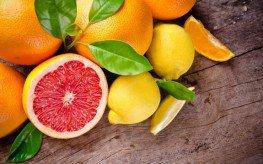 Detoxifying spa water recipe With Grapefuit & Lemon