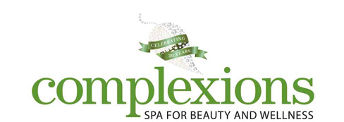 30th Anniversary Logo for Complexions Spa in Saratoga Springs & Albany NY