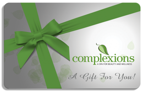 Complexions Spa Gift Card