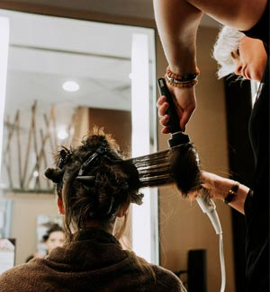 Complexions Bellini's and Blowouts Spa Event