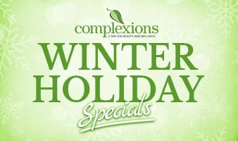 Complexions Spa - Holiday Specials - Winter Holiday Spa Specials