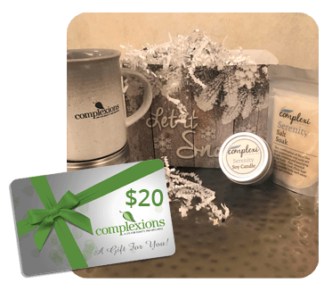 Complexions Spa Special - At-Home Spa Set