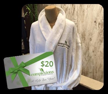 Complexions Spa Special - Spa Robe