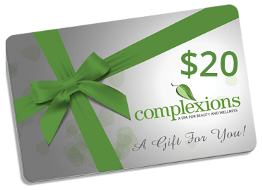 Complexions Spa Gift Card Special