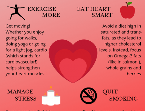 Hints For A Happy, Healthy Heart