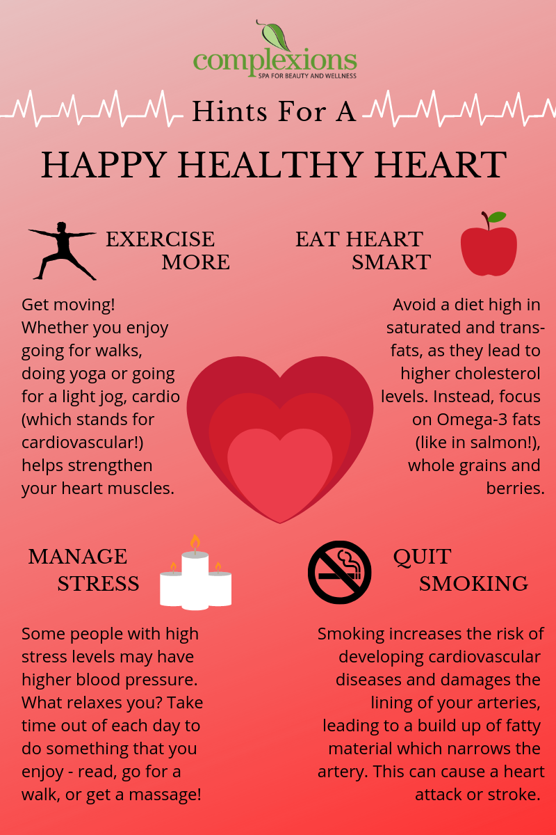 Get A Healthy Heart