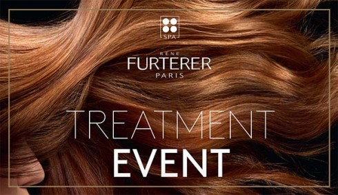 Rene Furterer Hair Treatment Spa Event