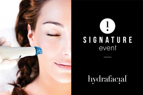 HydraFacial Spa Event - Complexions Spa