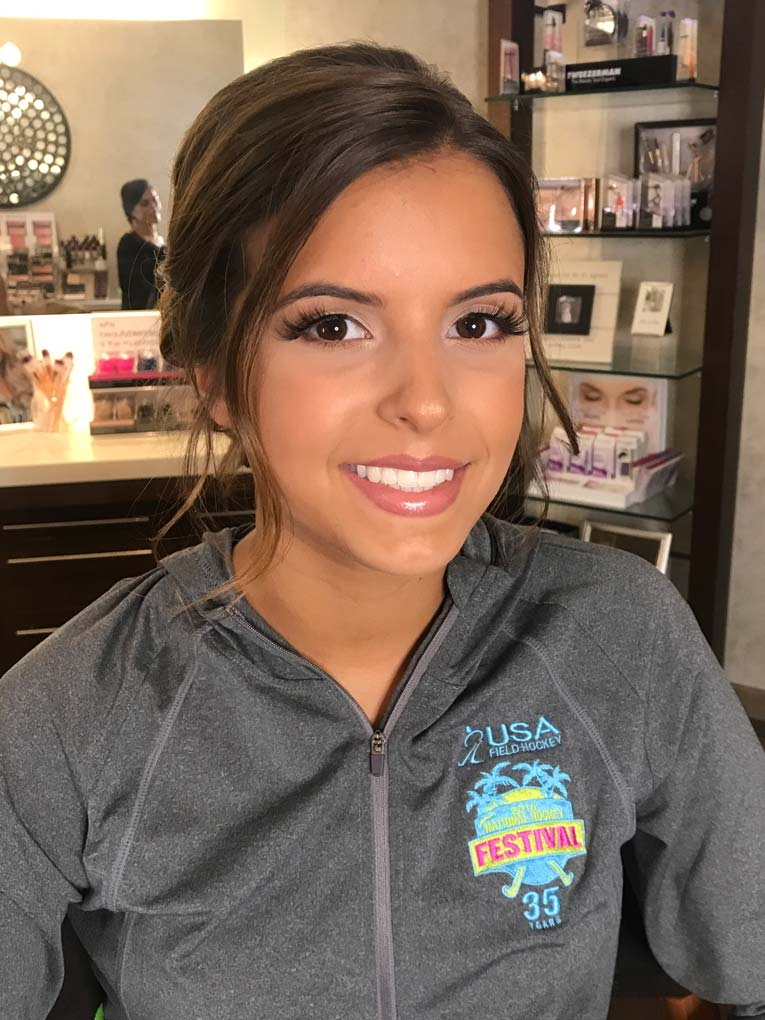 Prom Makeup - Complexions Spa