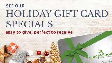 Complexions Spa - Holiday Gift Card Specials