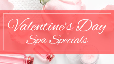Complexions Spa - Valentine's Day Spa Specials 2020