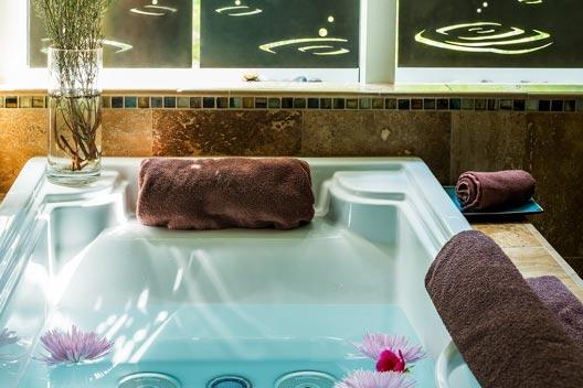Complexions Spa Saratoga, NY Tranquility Bath
