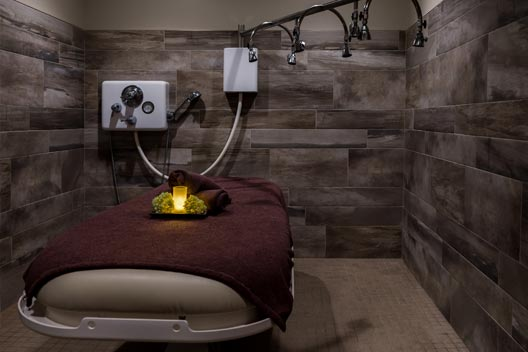 Complexions Spa Saratoga, NY Massage Table