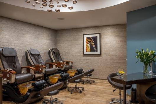 Complexions Spa Saratoga, NY Manicure Pedicure Room