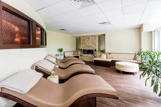 Complexions Spa Saratoga, NY Relaxation Lounge