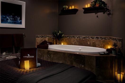 Complexions Spa Saratoga, NY Massage Room