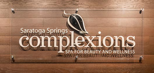Saratoga Springs, NY Spa Logo - Complexions Spa Booking